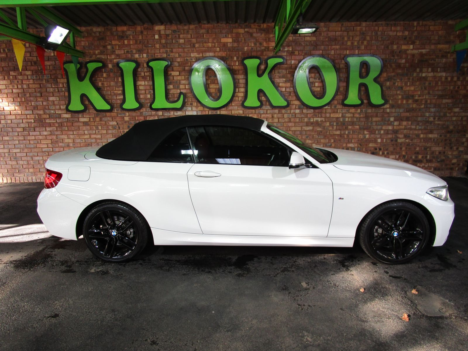 Used 2015 bmw 2 series convertible for sale from kilokor motors