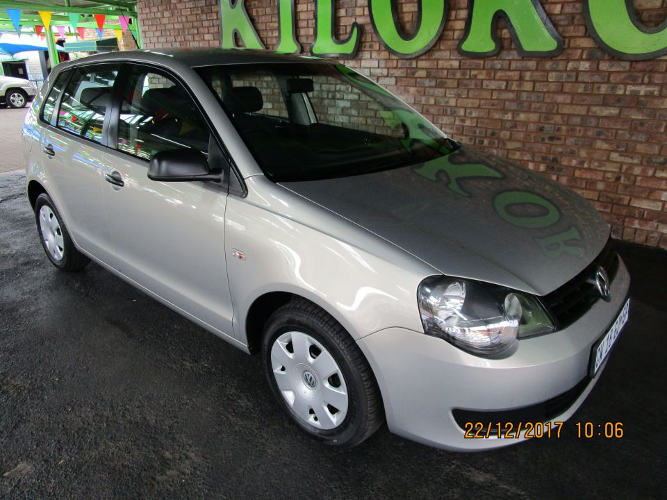 2012 VOLKSWAGEN POLO VIVO HATCH POLO VIVO 1.4 TRENDLINE TIP 5DR