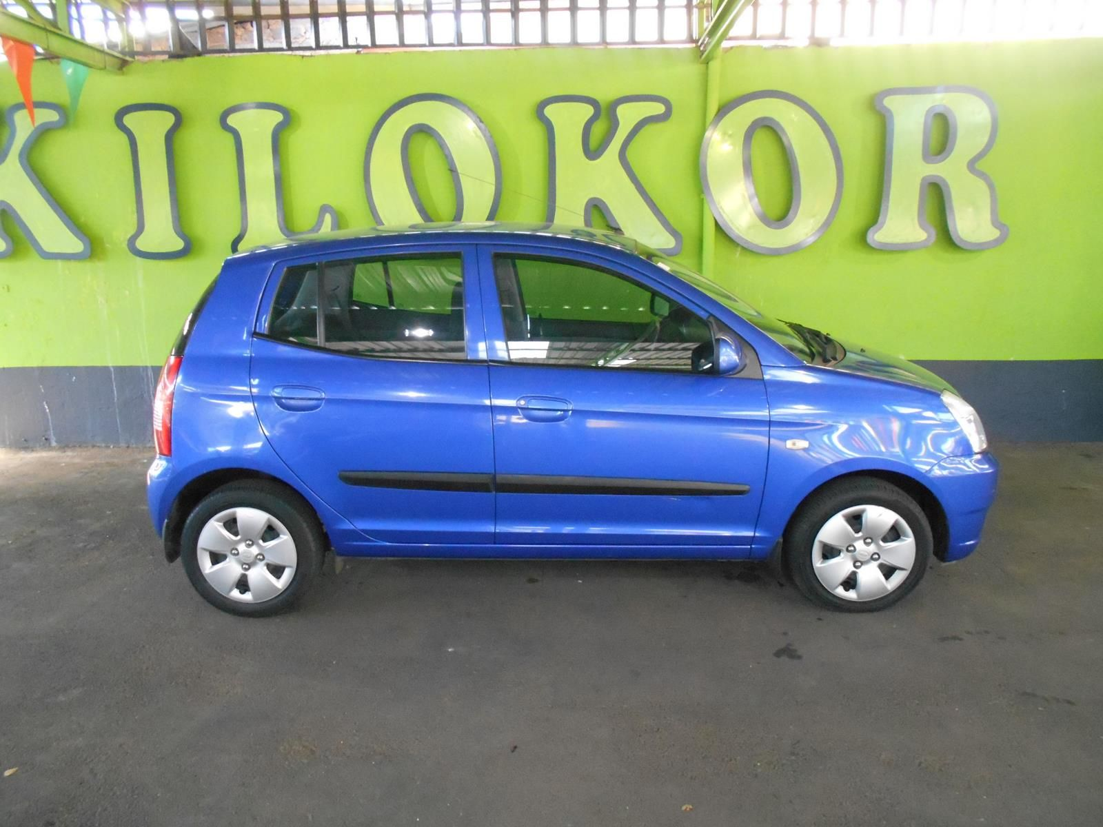 2006 Kia Picanto R 75 990 For Sale Kilokor Motors