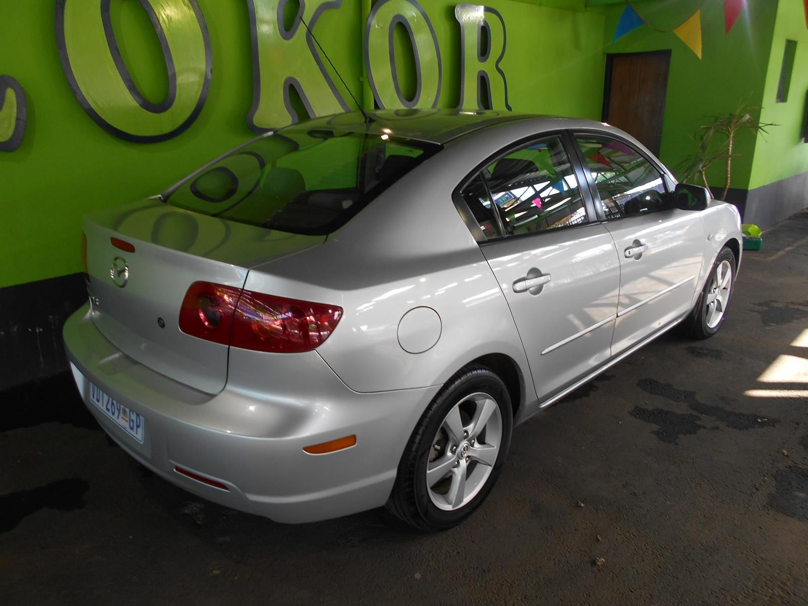 2006 Mazda 3 R 89 990 For Sale Kilokor Motors