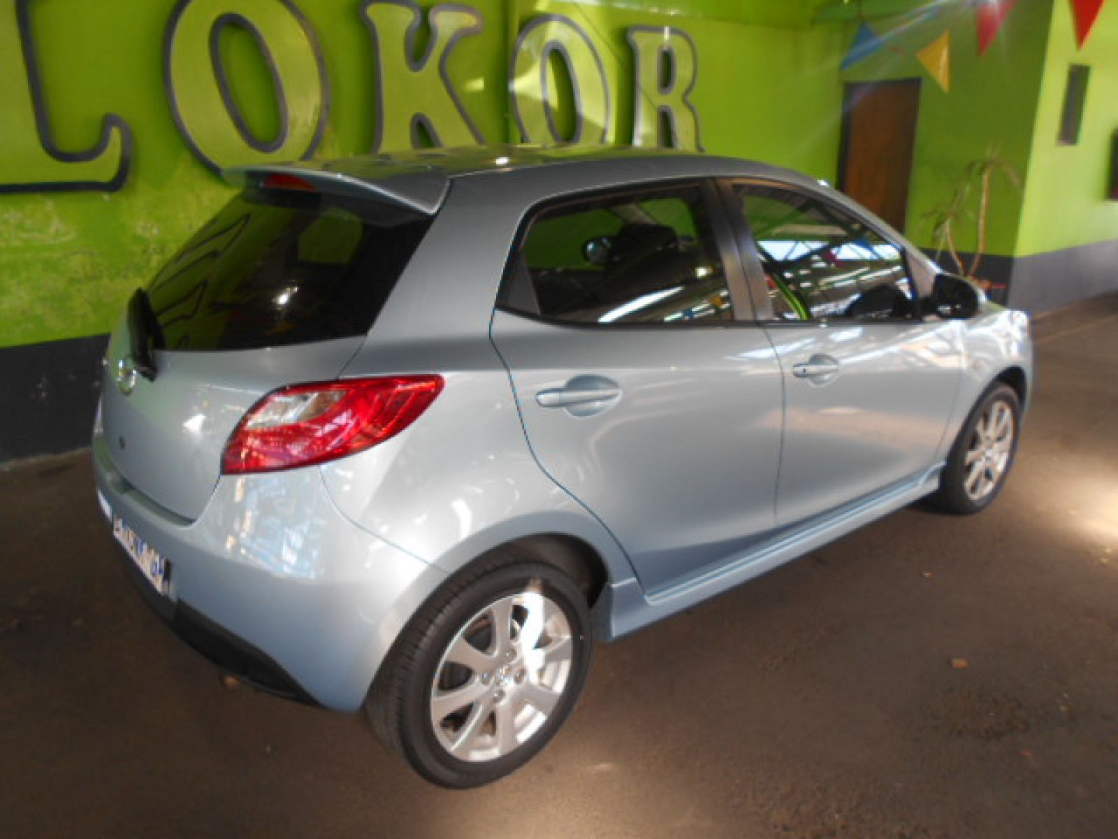 2011 Mazda 2 R 129 990 For Sale Kilokor Motors