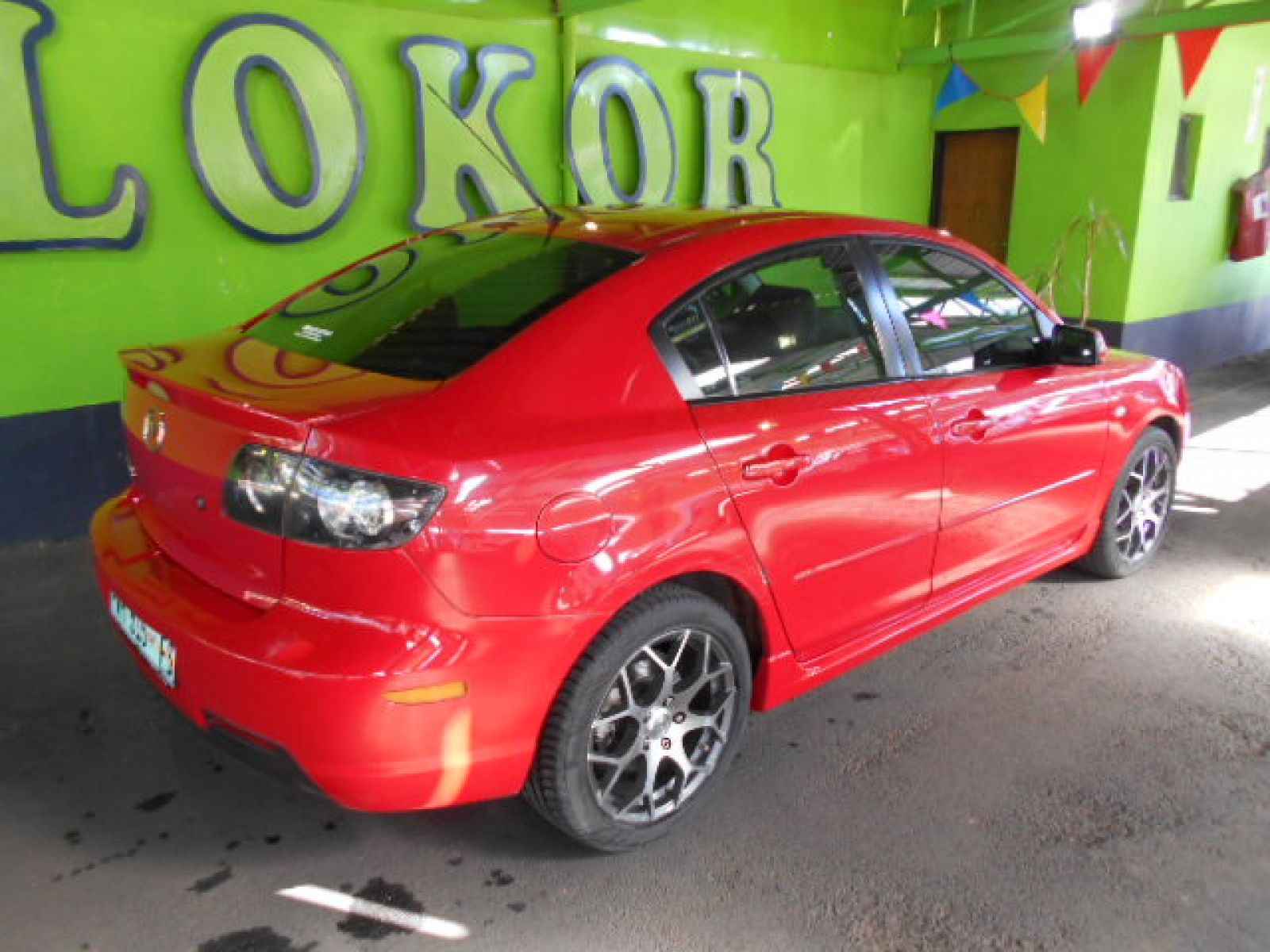 2008 mazda 3 r 119 990 for sale kilokor motors. Black Bedroom Furniture Sets. Home Design Ideas