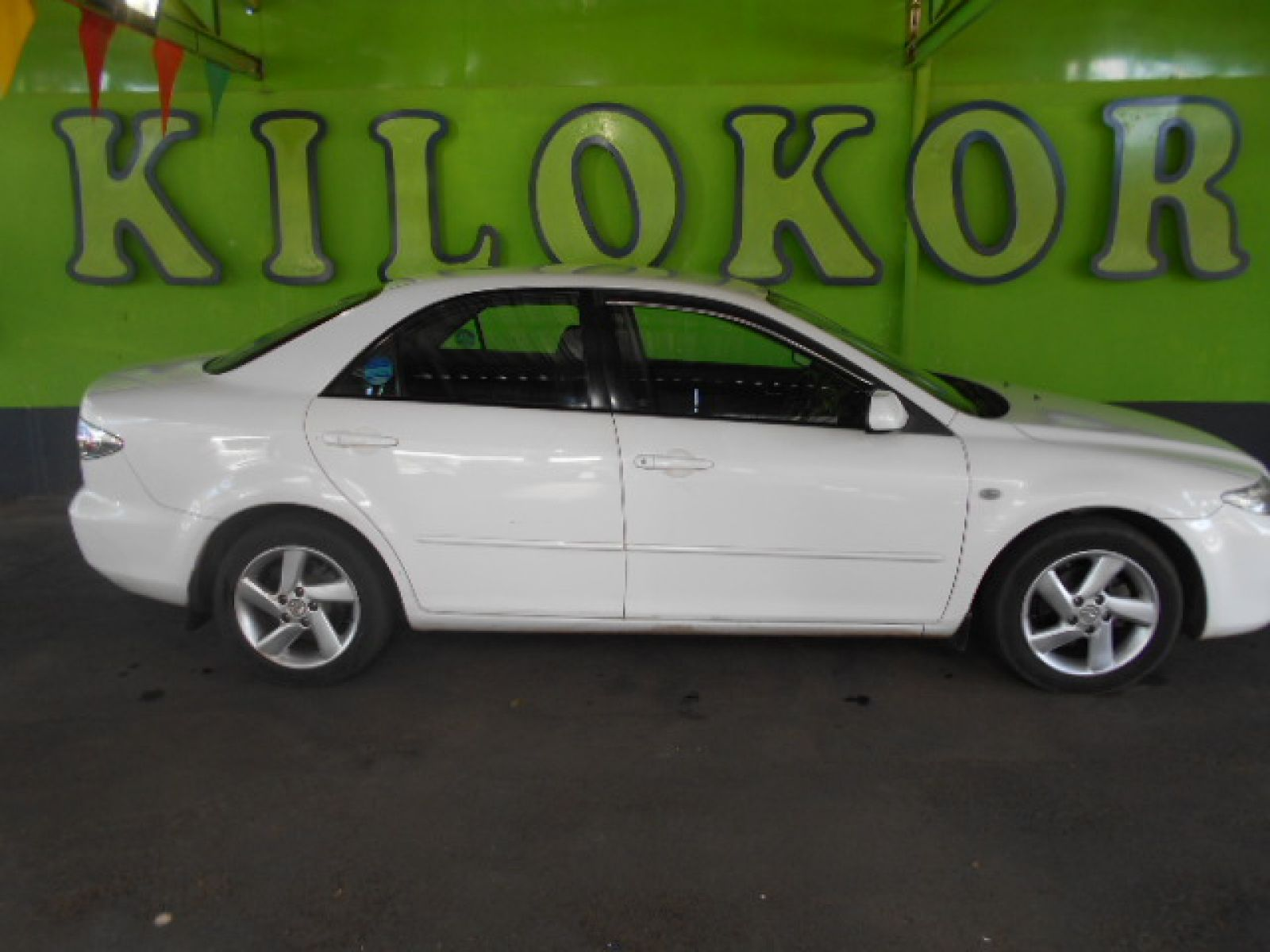 2005 Mazda 6 R 59 990 For Sale Kilokor Motors