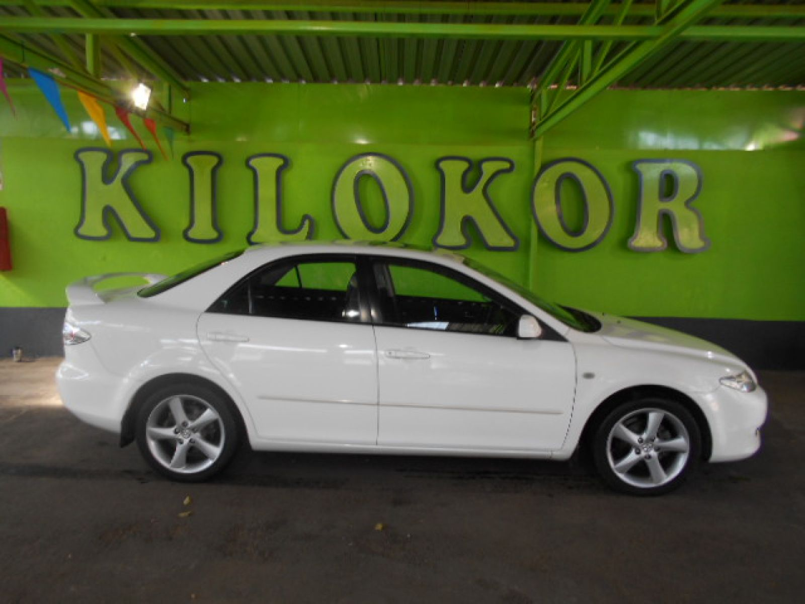 2004 Mazda 6 R 89 990 For Sale Kilokor Motors