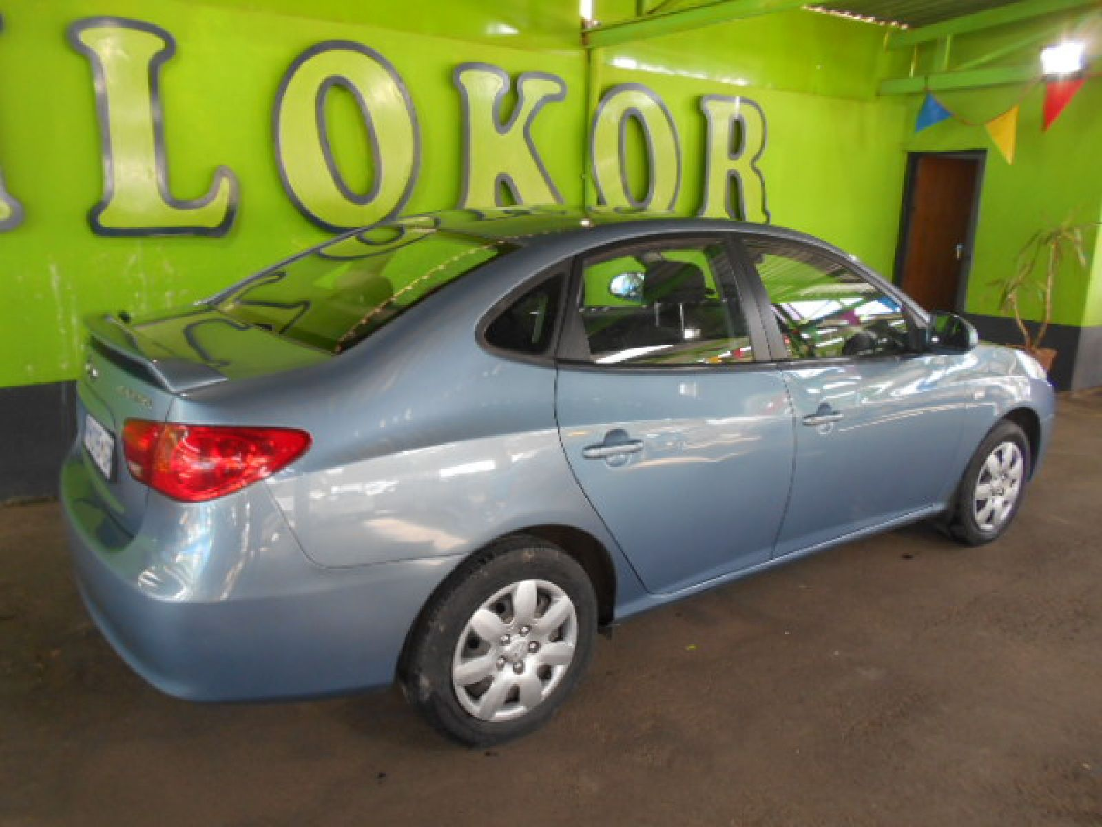 2008 hyundai elantra r 79 990 for sale kilokor motors. Black Bedroom Furniture Sets. Home Design Ideas