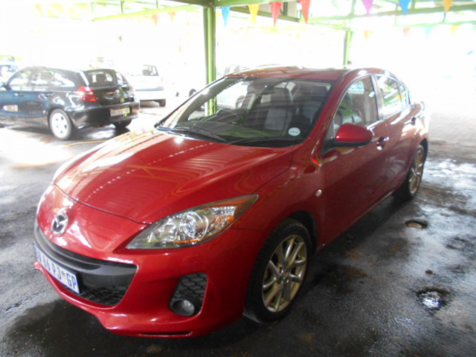 2012 mazda 3 r 149 990 for sale kilokor motors. Black Bedroom Furniture Sets. Home Design Ideas