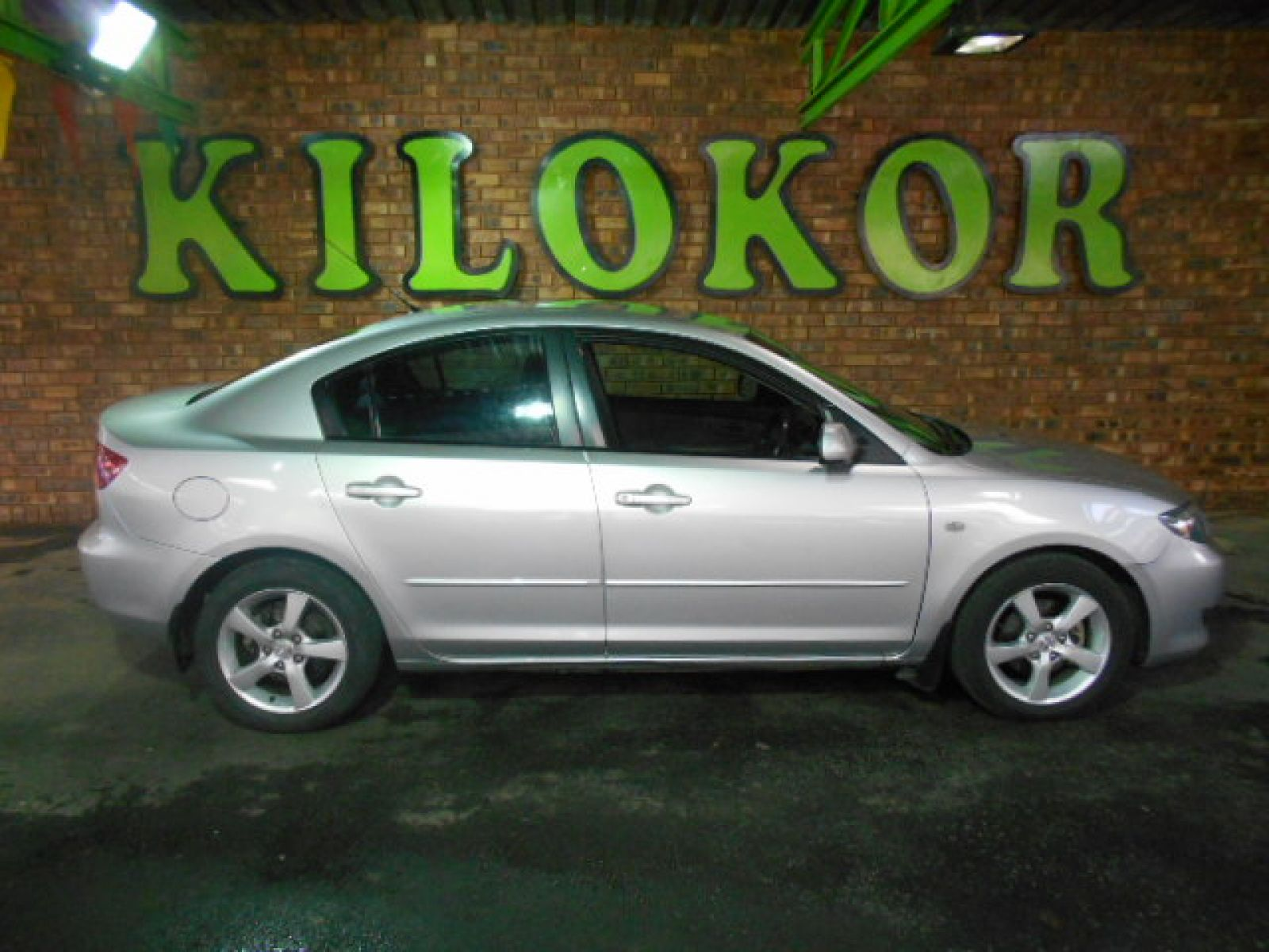 2007 Mazda 3 R 48 000 For Sale Kilokor Motors