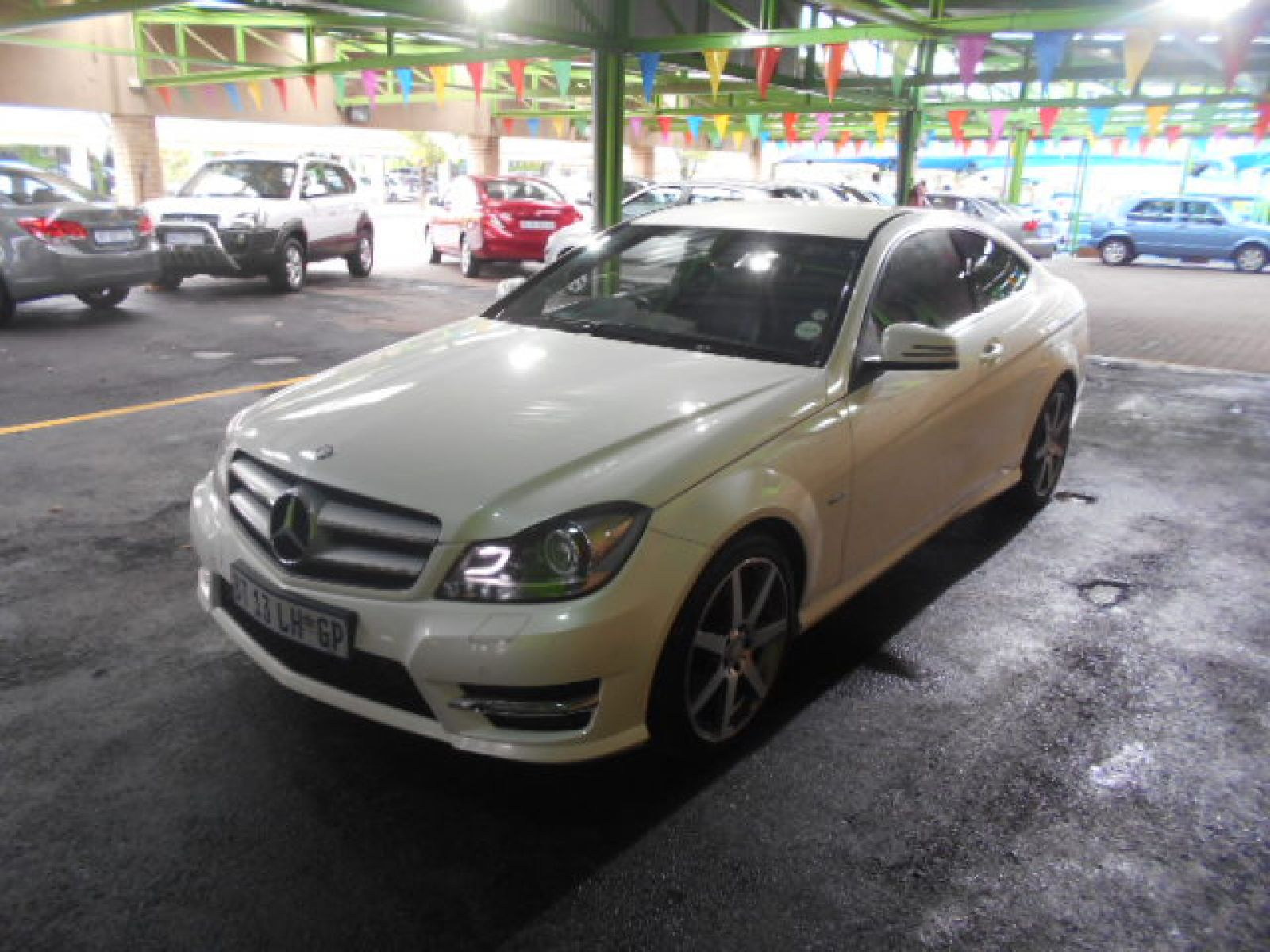2012 mercedes benz c class coupe r 279 990 for sale for Looking for mercedes benz for sale