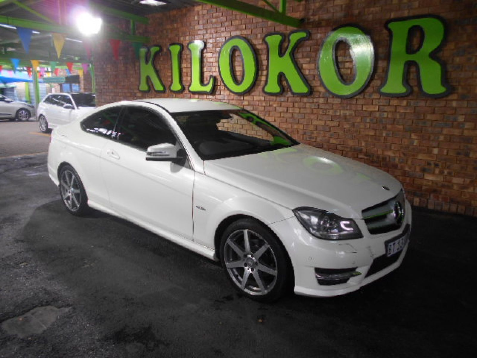 2012 mercedes benz c class coupe r 279 990 for sale for Mercedes benz c class coupe 2012