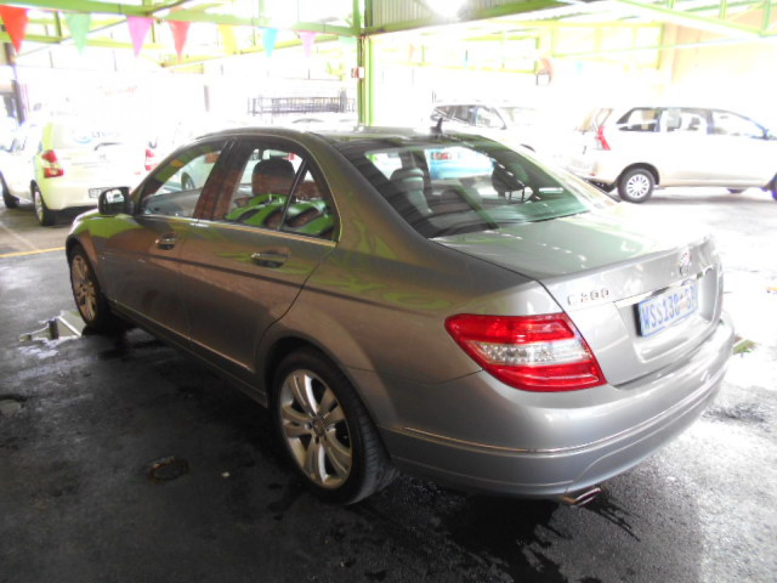 2008 mercedes benz c class sedan r 169 990 for sale for Looking for mercedes benz for sale