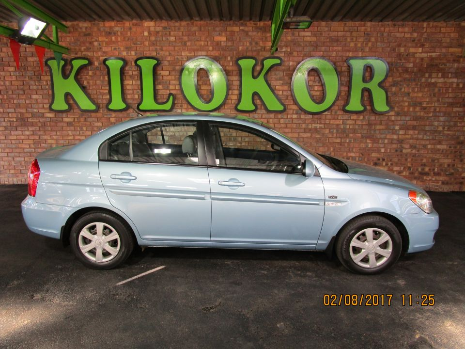 2007 hyundai accent r 89 990 for sale kilokor motors. Black Bedroom Furniture Sets. Home Design Ideas