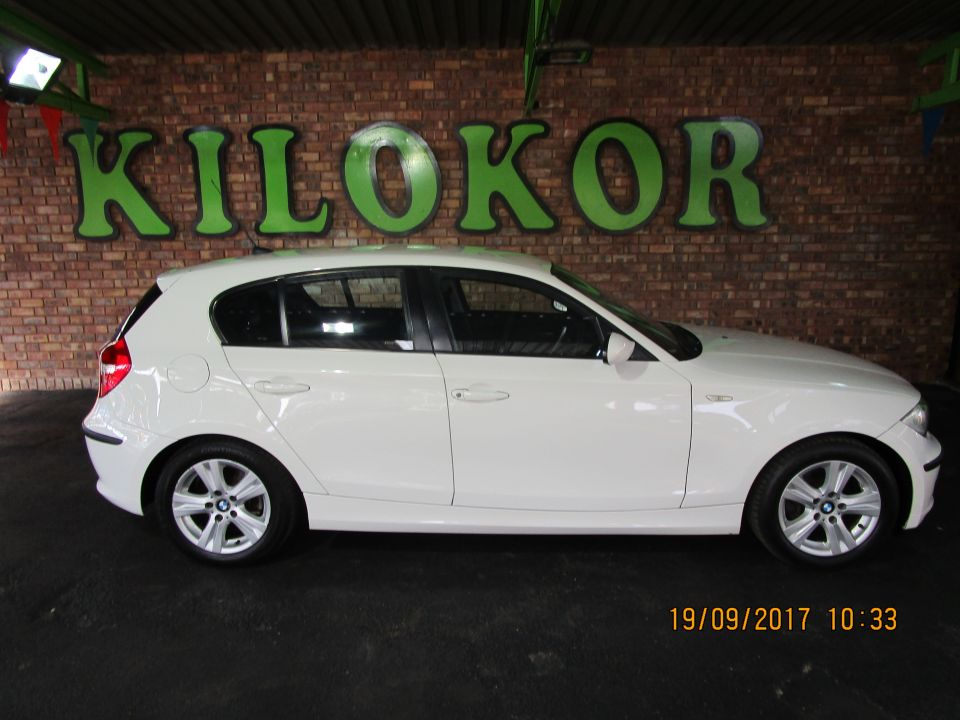 2008 BMW 1 SERIES 5-DOOR R 89,990 for sale | KILOKOR MOTORS