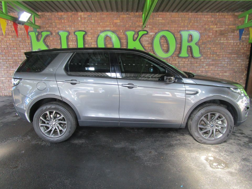 DISCOVERY SPORT DISCOVERY SPORT 2.2 SD4 SE